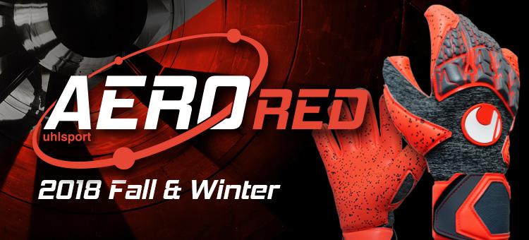 AERO RED 18fw